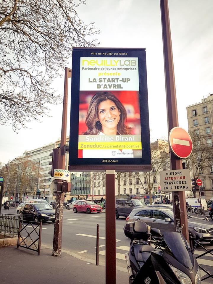Neuilly : la ville qui soutient ses entrepreneurs