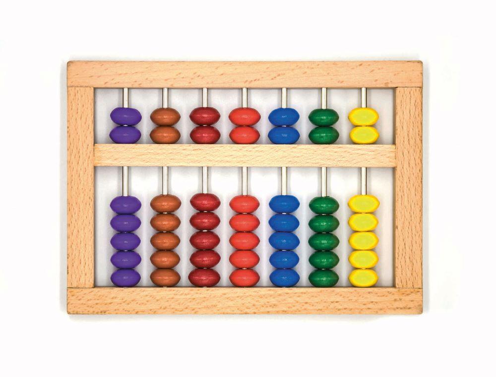 Le boulier : un outil magique pour apprendre la numération
