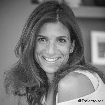 Quand Trajectoires retrace le parcours de notre fondatrice Sandrine Dirani